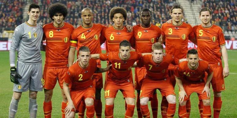 équipe nationale football belge